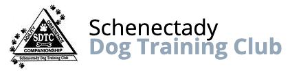Schenectady Dog Training Club